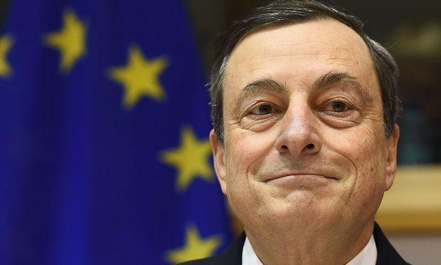 EZB-Chef Mario Draghi wird die Geldpolitik wohl weiter lockern – auch wenn das bisher wenig gebracht hat.