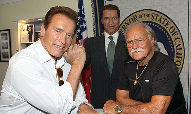 Schwarzenegger: Museumseröffnung zum Geburtstag