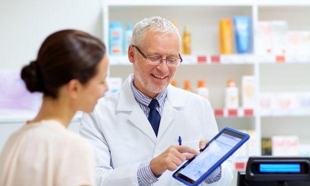 Auch in der Pharmabranche ist die Digitalisierung ein wichtiges Thema.