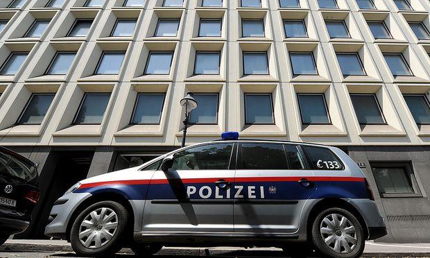 Die Wiener Polizei hat vier Raubüberfälle klären können.