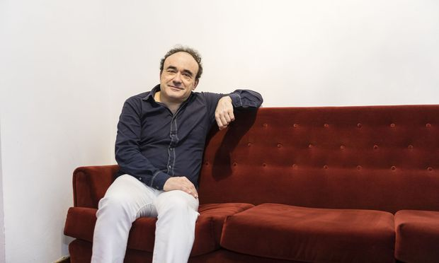 Frédéric Chaslin Ich Will Alle Register Ziehen Diepressecom
