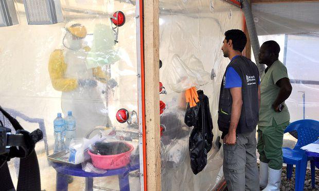 Bereits mehr als 200 Tote durch Ebola im Kongo