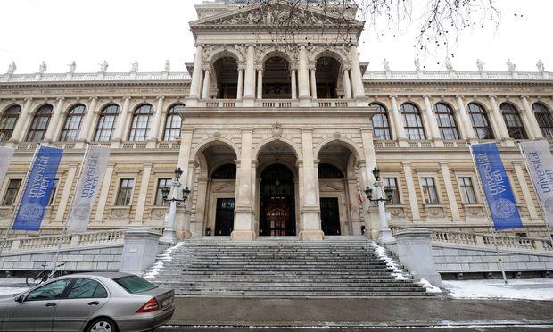 Uni-Wien-Jubiläum: Vorplatz soll neu gestaltet werden