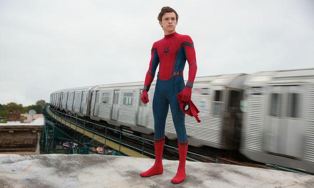Der buchstäblich jüngste Spider-Man: Unter der Superheldenmaske steckt ein ziemlich unvollkommener Teenager (Tom Holland).