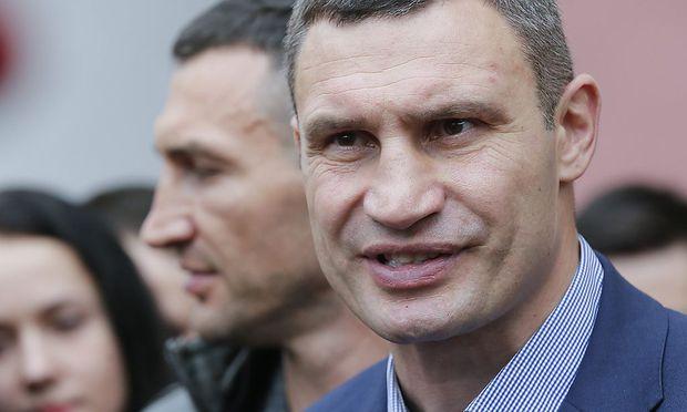 Kiew-Wahl: Klitschko muss in zweite Runde