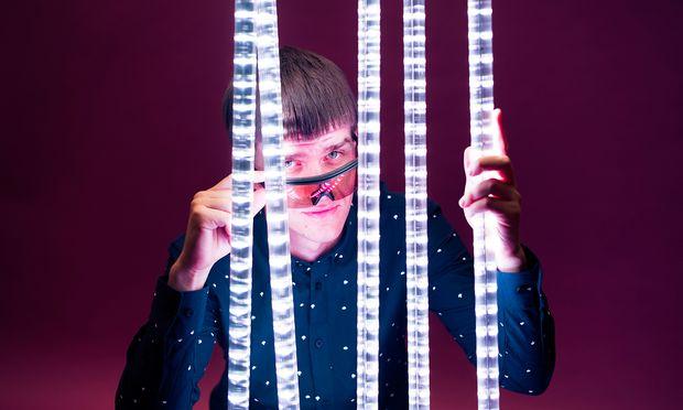 Matthäus Bär ist Rockstar – und macht Musik für Kinder und Eltern.