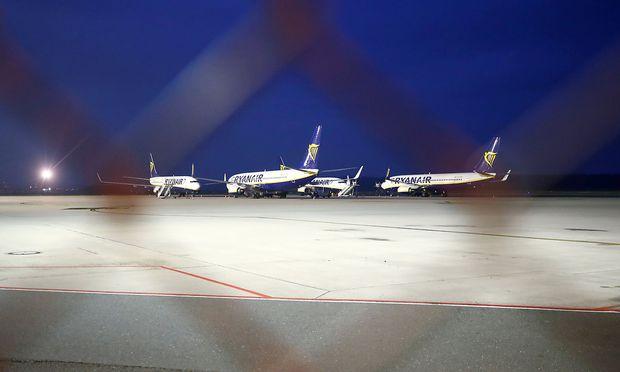 Ryanair-Flieger