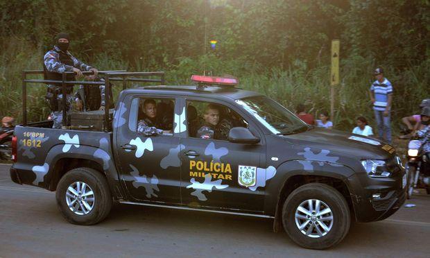 Brasilien: Bandenkämpfe in Gefängnis - 16 Menschen enthauptet