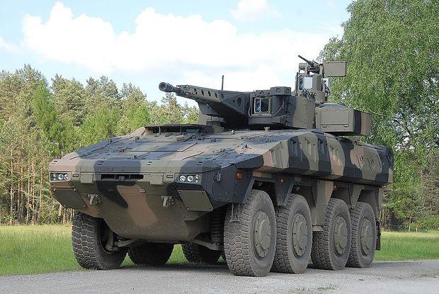 Rheinmetall erhält Großauftrag aus Australien