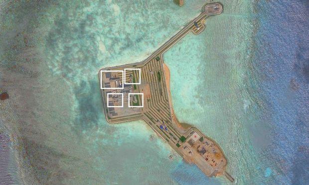 Satellitenbild von CSIS