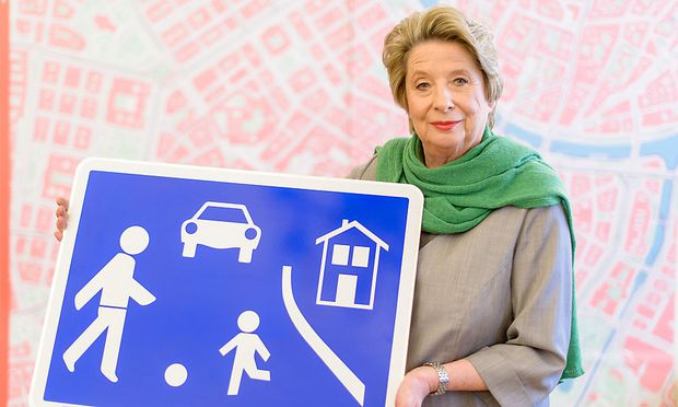 City-Bezirkschefin Ursula Stenzel