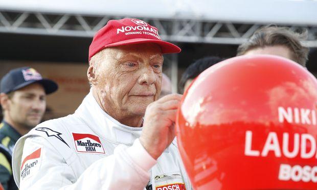 Niki Lauda ist  der einzige Österreicher, der in Spielberg ein Rennen gewonnen hat