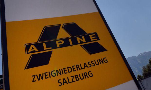 Laut Gutachter hat Bauriese Alpine seine finanzielle Schieflage jahrelang verschleiert.