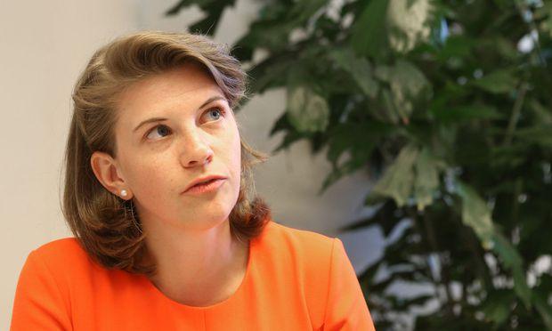 """Wiens ÖVP-Klubchefin Elisabeth Olischar: """"Wien benötigt ein professionelles Baumanagement."""" / Bild: Franz Gruber / KURIER / picturedesk.com"""