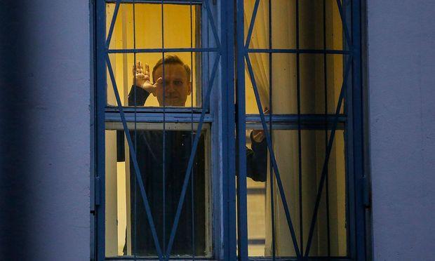 Putin-Kritiker Nawalny zu 20 Tagen Gefängnis verurteilt