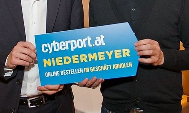 Cyberport.at   NiEDERMEYER: die kundenfreundlichste Art des Elektronikeinkaufs