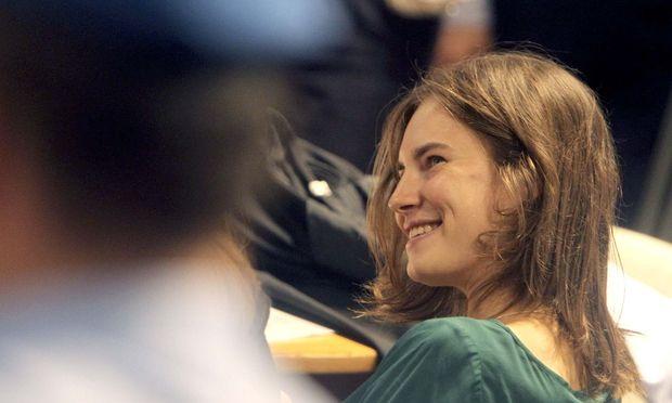 Amanda Knox verlobt sich zehn Jahre nach Justizdrama