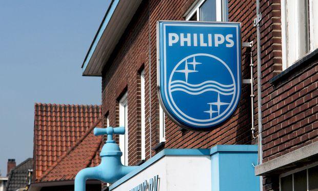 Philips Werbung in den Niederlanden Copyright JOKER AlexanderxStein JOKER070412416777