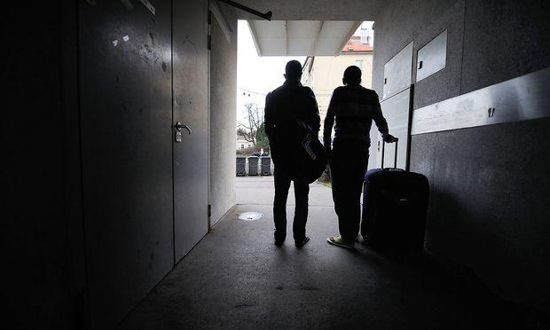 Das Bundesamt für Fremdenwesen und Asyl entscheidet, ob Fremde bleiben dürfen oder gehen müssen.