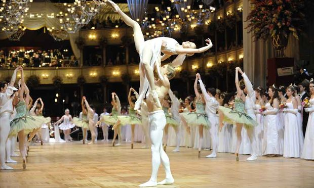 Februar Wiener Opernball