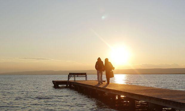 Archivbild aus Weiden am See