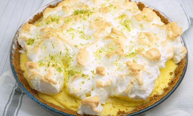 Key Lime Pie / Bild: Mein wunderbarer Kochsalon