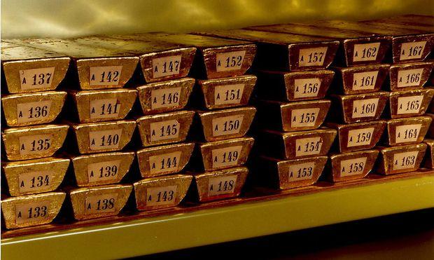 Bundesbank holt Teil ihres Goldes zur Pruefung nach Deutschland