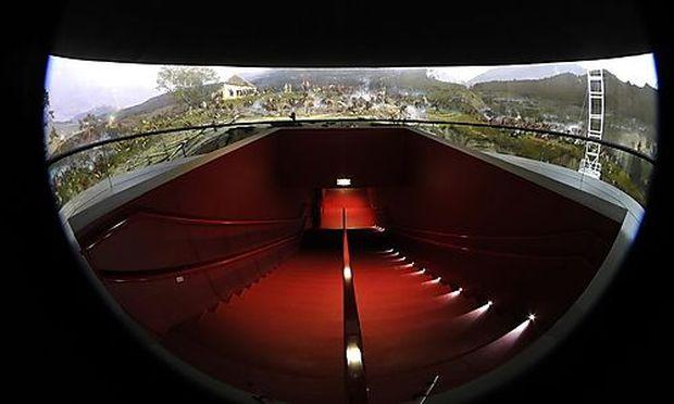 Riesenrundgemalde Bergisel Museum