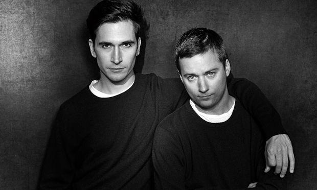 Tête-à-Tête. Lazaro Hernandez (l.) und Jack McCollough lancierten ihr Label 2002.
