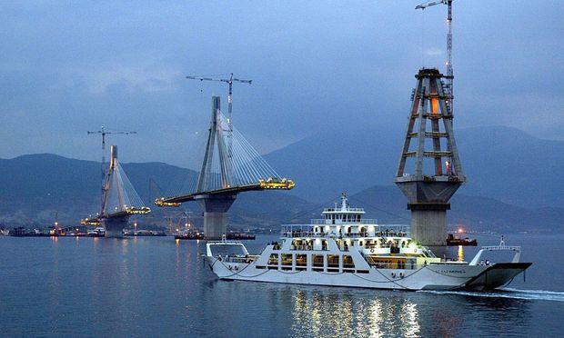 Griechenland Streik Faehrverkehr beendet