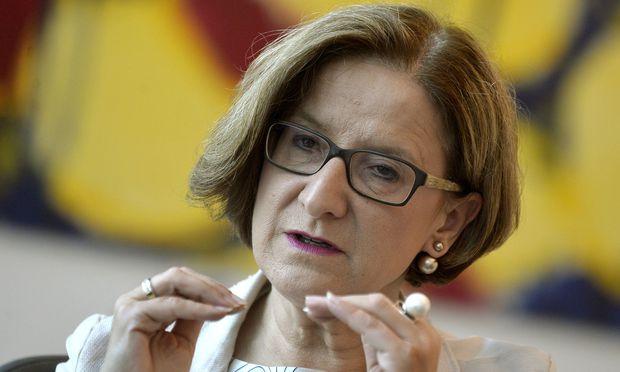 Niederösterreichs Landeshauptfrau Johanna Mikl-Leitner (ÖVP) / Bild: APA/HERBERT PFARRHOFER