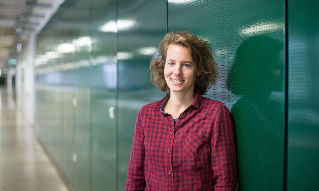 Die Oberösterreicherin Julia Forster erprobt virtuelle Szenarien der Raumplanung. Jeder Planer soll auf das Werkzeug über das Internet zugreifen können.