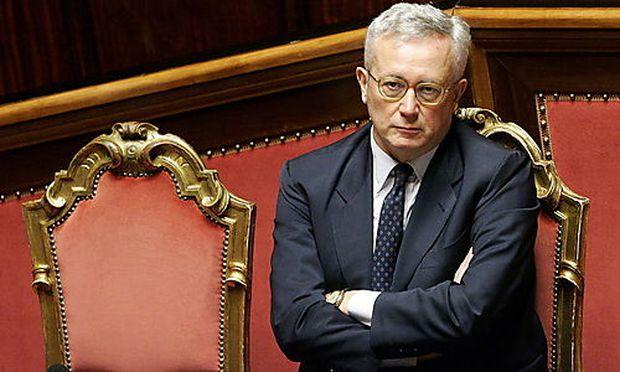 Italienischer Senat akzeptiert das Sparpaket