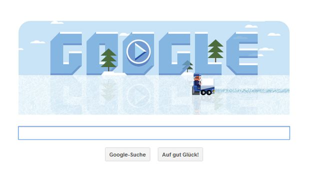 Neues Doodle Google laesst