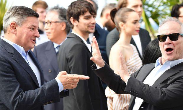 Film: Goldene Palme für schwedischen Film - Preis für Diane Kruger