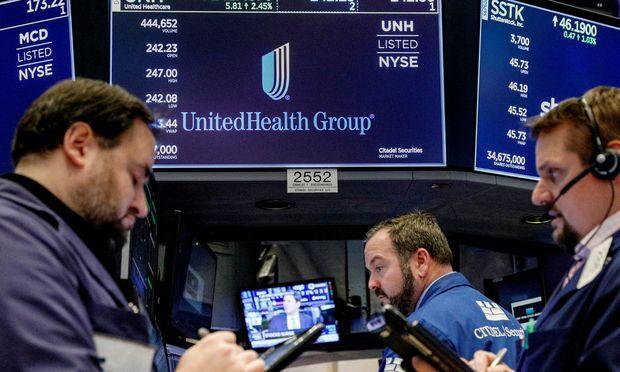 Die Aktie des US-amerikanischen Krankenversicherers UnitedHealth war in der New Yorker Börse seit jeher auf dem Schirm. Seit den US-Wahlen noch mehr.