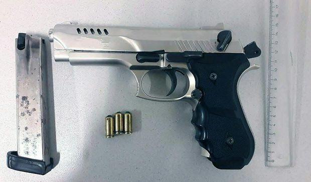 Symbolbild: Gaspistole / Bild: APA/LPD WIEN