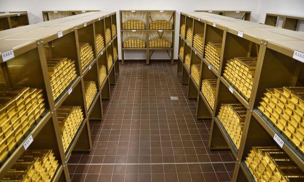 Barren an Barren: Österreichs Goldschatz