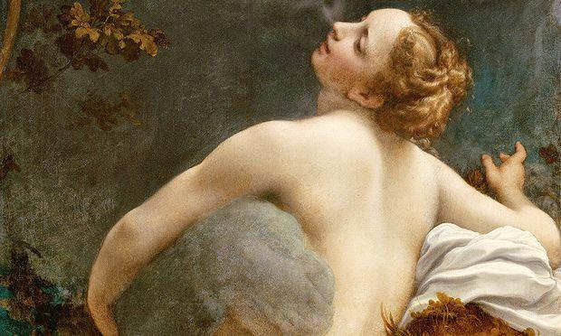 "Vieldeutig. Das Gemälde ""Jupiter und Io"" von Antonio da Correggio, um 1530."