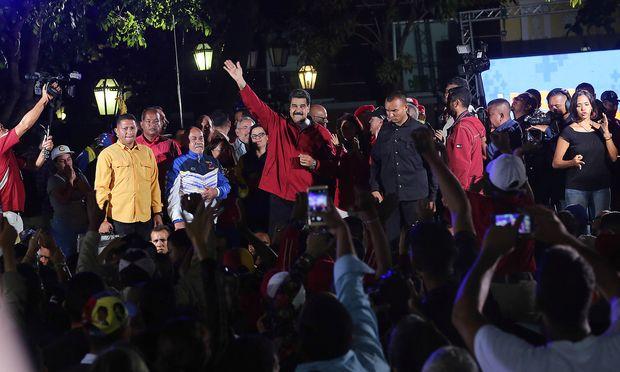 Steht Venezuela vor einem Putsch des Militärs?