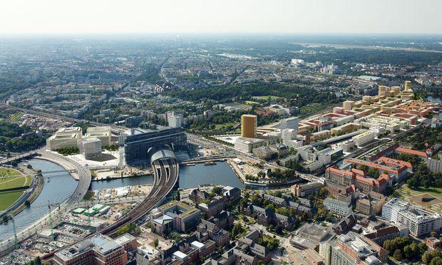 Berlin-Immobilien der CA Immo / Bild: (c) ca immo deutschland gmbh  |  www