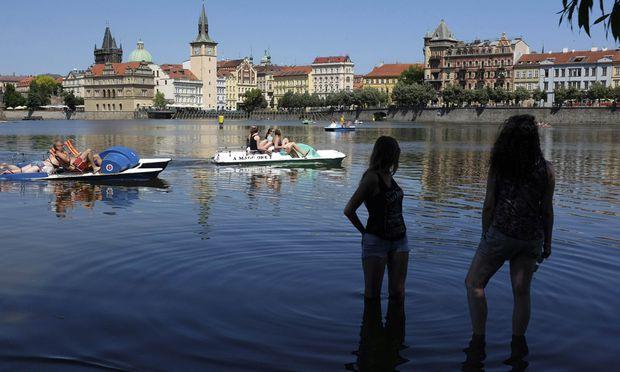Die Rückkehr in die Goldene Stadt: In Prag wird wieder gern gewohnt.