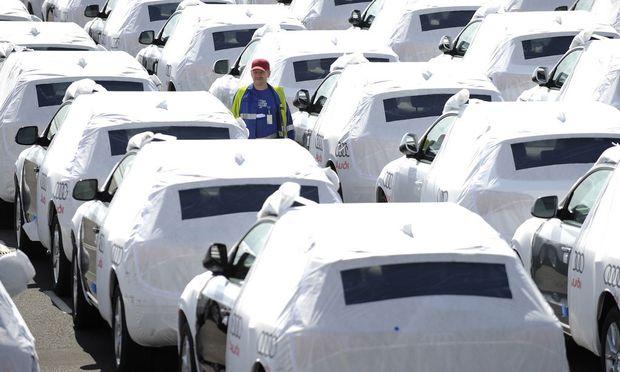 Auto-Exporte legen erneut deutlich zu