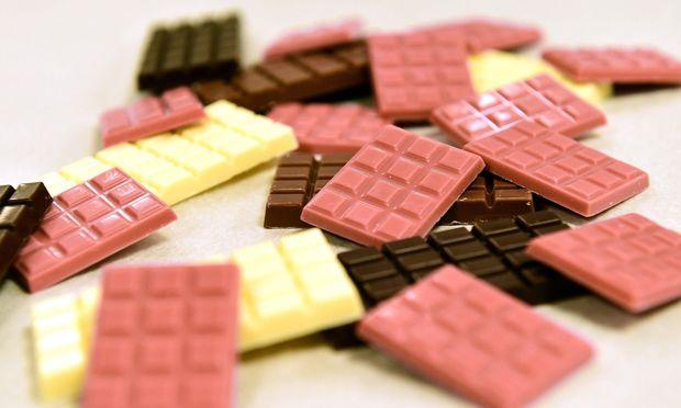 Ruby: Es gibt eine vierte Schokoladen-Sorte - und sie ist ...