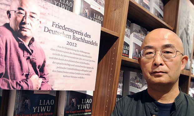 Friedenspreistraeger Liao Staatsautor