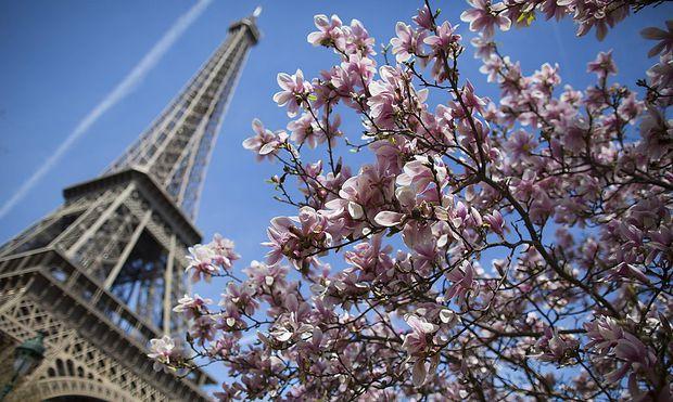 FRANCE PARIS WEATHER