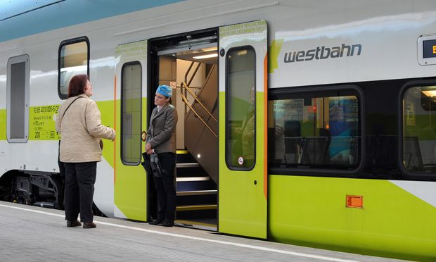 Themenbild: Westbahn