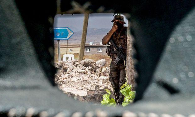 Themenbild: PKK
