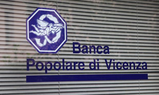 Die Banca Popolare di Vicenza braucht frisches Geld