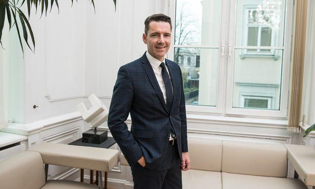 Dieter Kandlhofer, heute Präsidialsektionschef.